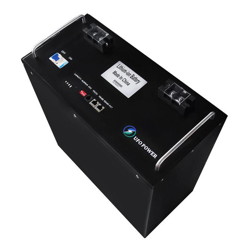 UFO 48V Series LifePO4 50ah Lithium Battery Module for Solar Energy Storage System Telecom tower, UPS | Optional GPRS