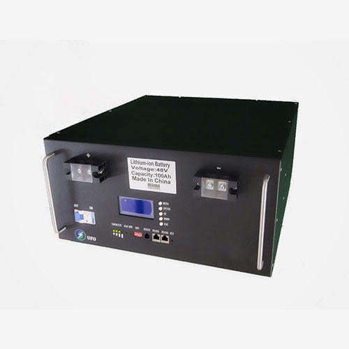 UFO 48V Series LifePO4 100ah Lithium Battery Module for Solar Energy Storage System Telecom tower, UPS | Optional GPRS