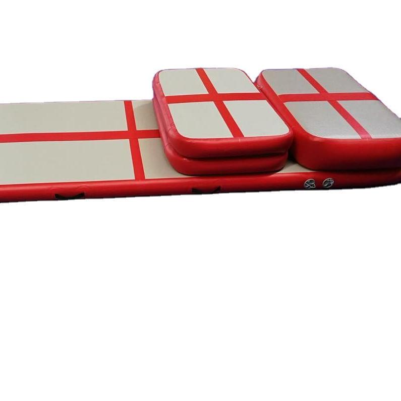 Safety PVC Tarpaulin Gym Club Air Mat