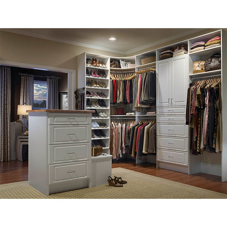 2020 Cheap Promotion Portable Wardrobe Closet Kids Wood Canvas Wardrobe