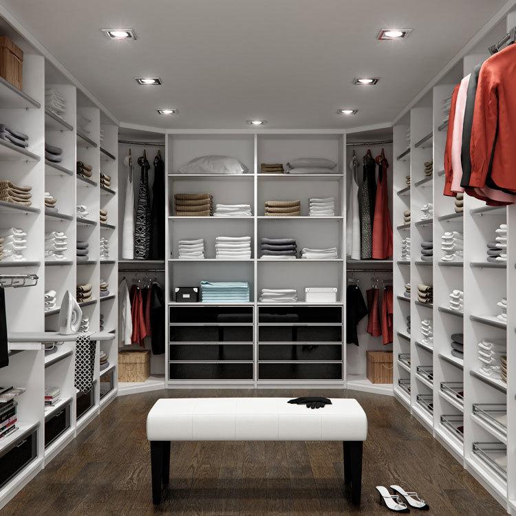 Black Wardrobe Cabinet Modern Design Door Bedroom Wardrobe Closet Organizer Shelf Storage