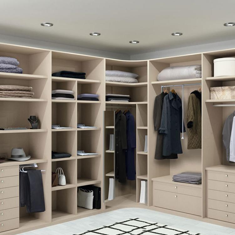 Home antique wood designs wardrobe cabinet cheap modern wall closet bedroom