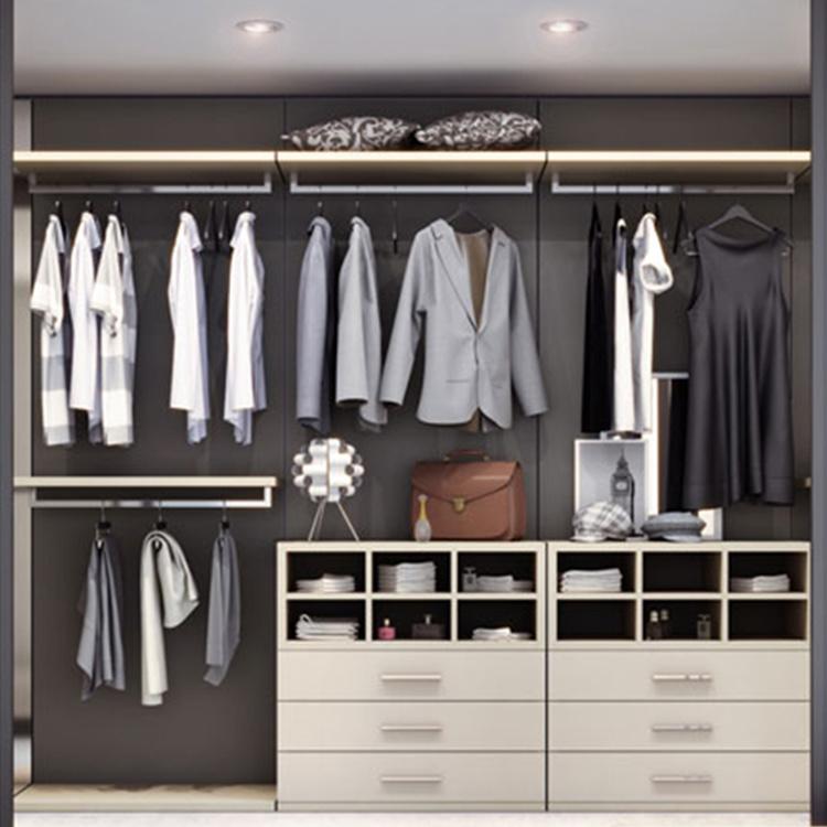 Simple Design Cube Cartoon Wooden Baby Clothes Bedroom Sliding Cabinet Wardrobe