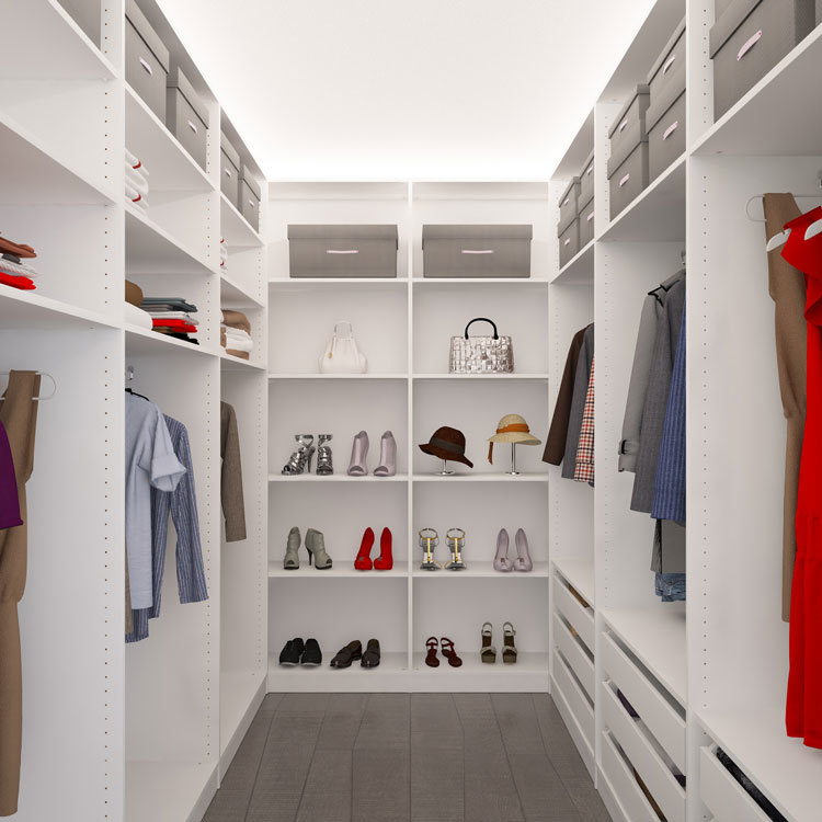 Cheap fitted sliding wardrobe doors room clothes wardrobe closet design