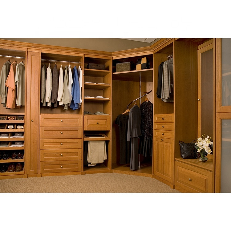 Cheap High Quality Modern Design Fitted Wardrobes Bedroom