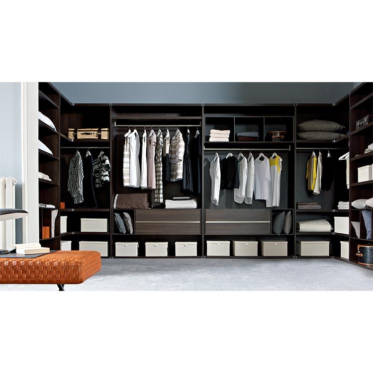 Factory Custom Bedroom Furniture Portable Wardrobe Closet