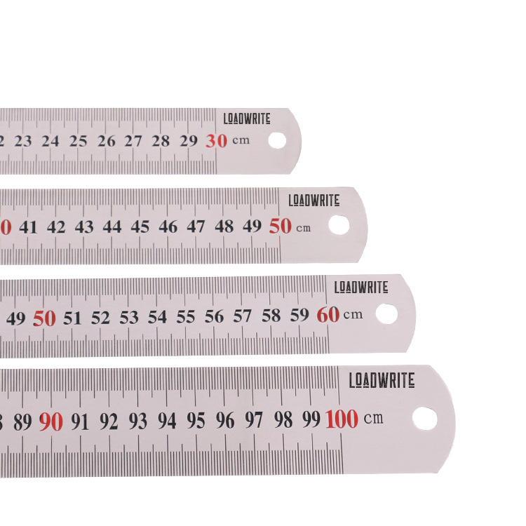 Loadwrite high quality ruler
