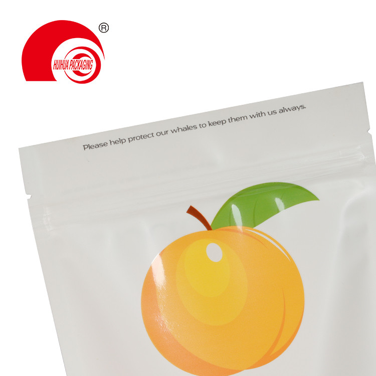 product-Custom Printed Pitted Prunes Apricots Plum Pouch Stand Up Fruit Packaging Bag with Zipper-Hu-1