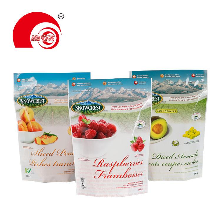 product-Food Grade Fruit Package Plastic Bag Cranberries Raspberries Blackberries Packaging Bag-Huih-1