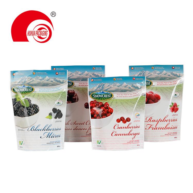product-Huihua-Food Grade Fruit Package Plastic Bag Cranberries Raspberries Blackberries Packaging B