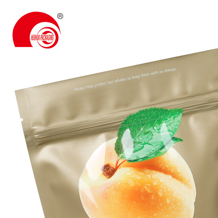 product-High Barrier Fruit Packaging Pouch Stand Up Dried Apricots Storage Bag with Zipper-Huihua-im-1