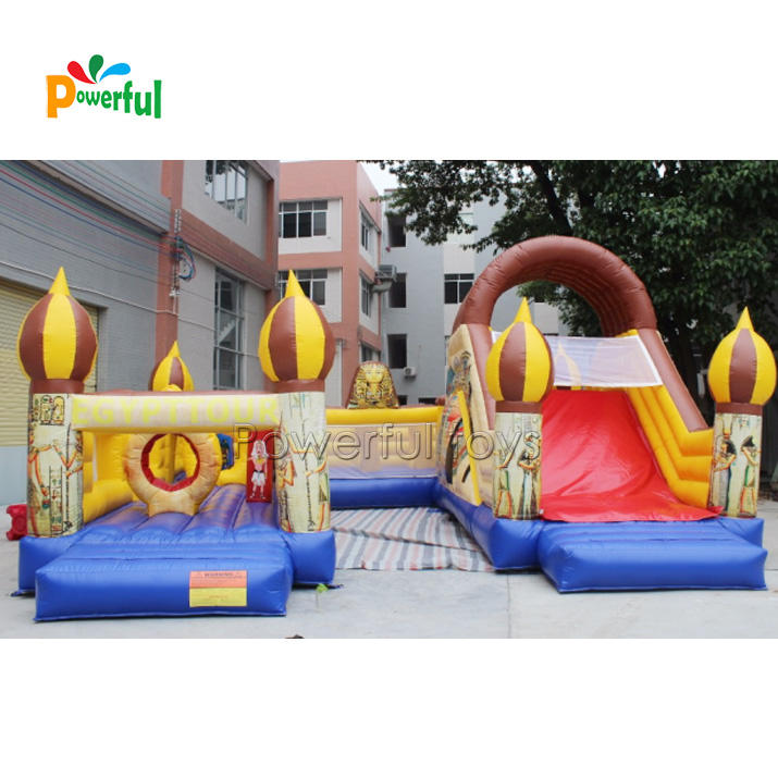 Commercial large inflatables bouncy castles house