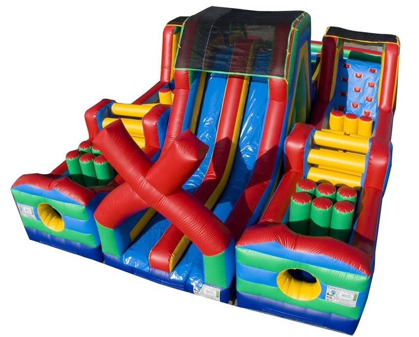 5kinflatable Run obstacles,inflatable obstacle course for party rental