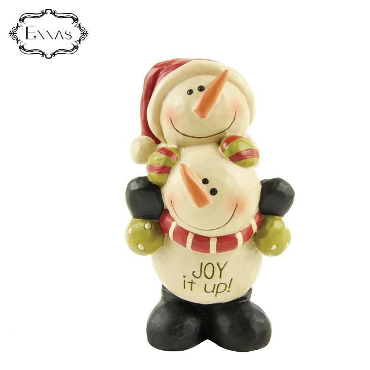 2020 Factory Wholesale Decorative Resin Joy Father and Son Figurine