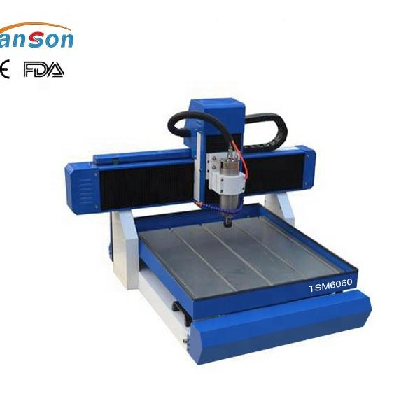 Factory Sale Mini CNC Router TSM6060 Furniture Wood Carving Machine Desktop for Advertising