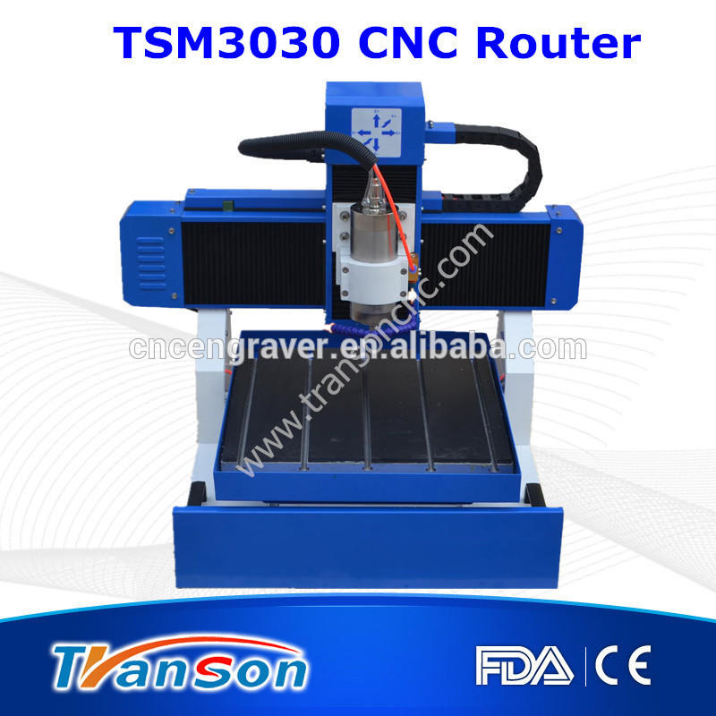 Mini metal cnc milling machine for saleTSA3030