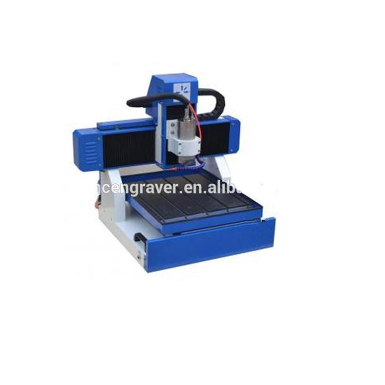 400*400mm mini cnc milling machine MDF, EPS, PVC, WOOD, ACRYLIC,METAL TSM4040