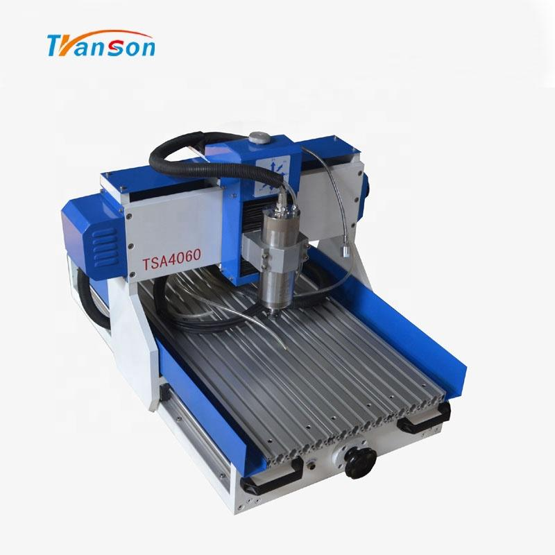 Small CNC 400x600 3D Router cnc router machine for steel from China