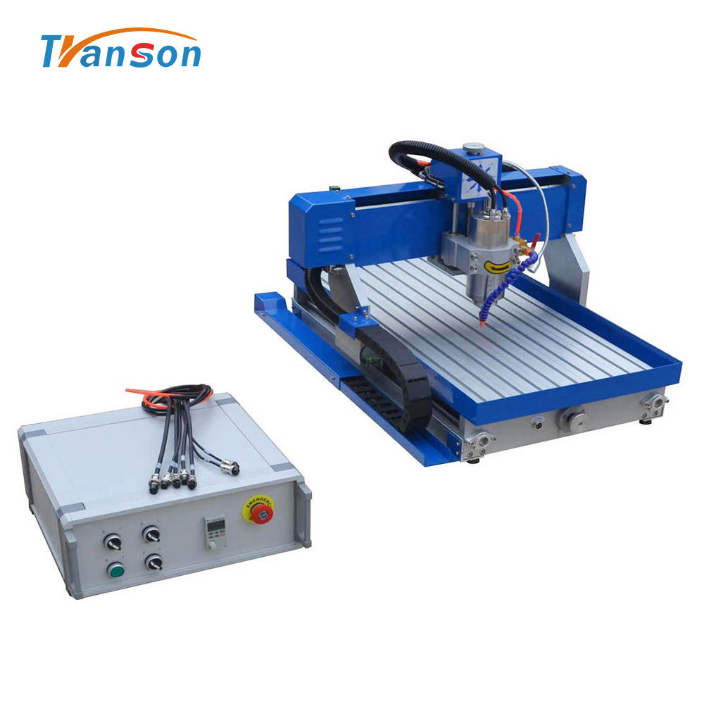 Desktop Stepper Driver Advertising Use 6040 CNC Wood Router Machine Price