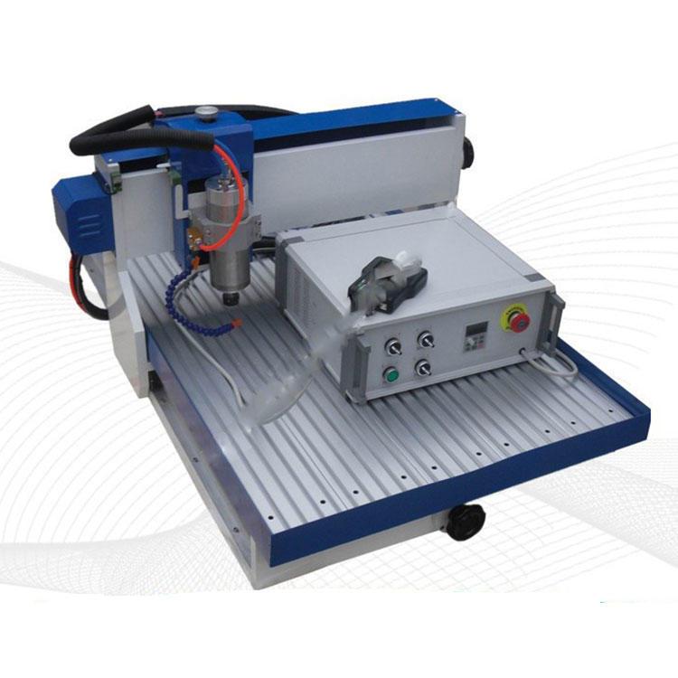 Small CNC Metal Engraving Machine