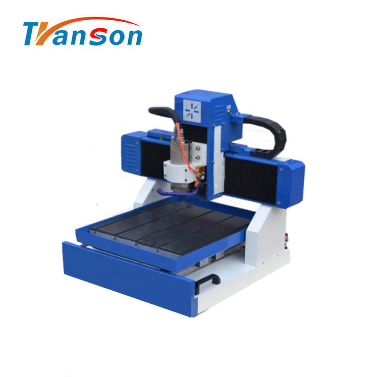 Transon Brand Mini CNC Router for Metal Engraving 4040