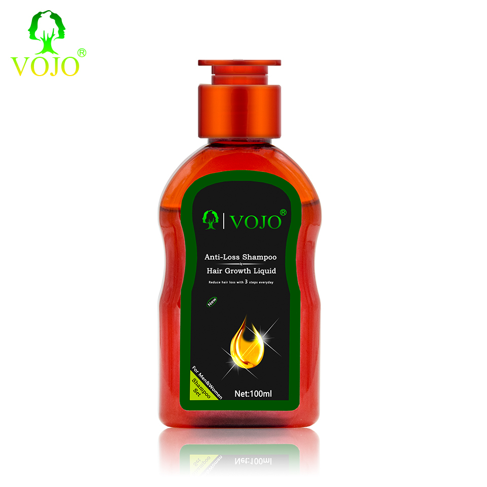 VOJO oem private label natural hair coloring fully second generation physical hair dye