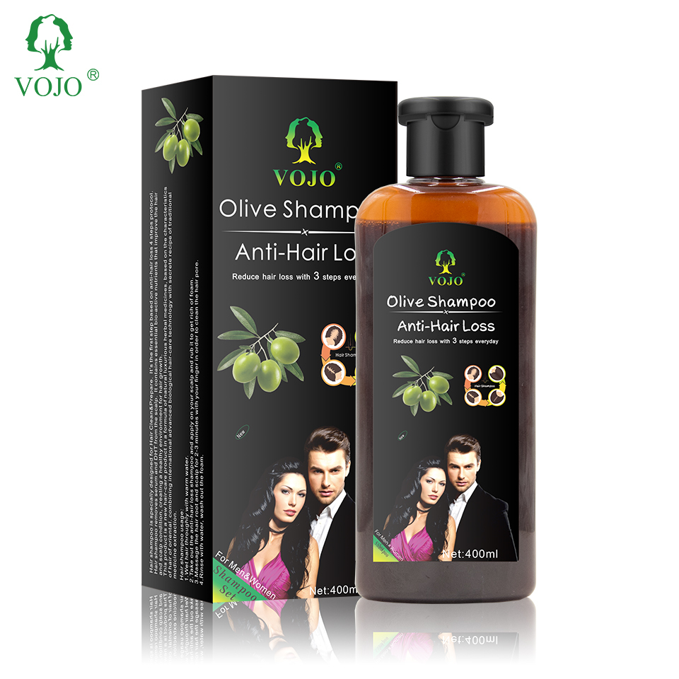 Best Price Natural Ingredients GingerVOJO Balding Hair Fall Treatment Anti Hair Loss Shampoo,organic shampoo