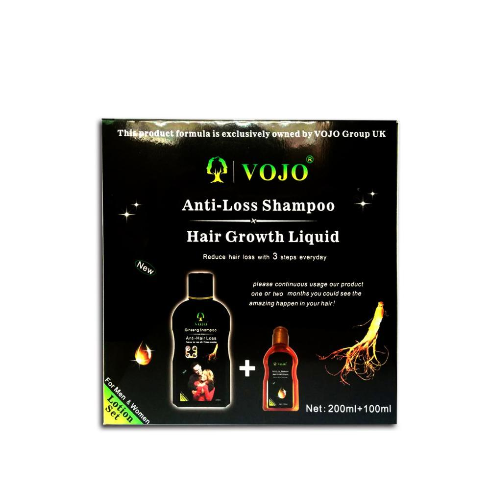 2020hot selling China hair growth ginseng essence oil anti hair loss promotes and hair growth liquid suit pack from UK BRAND.