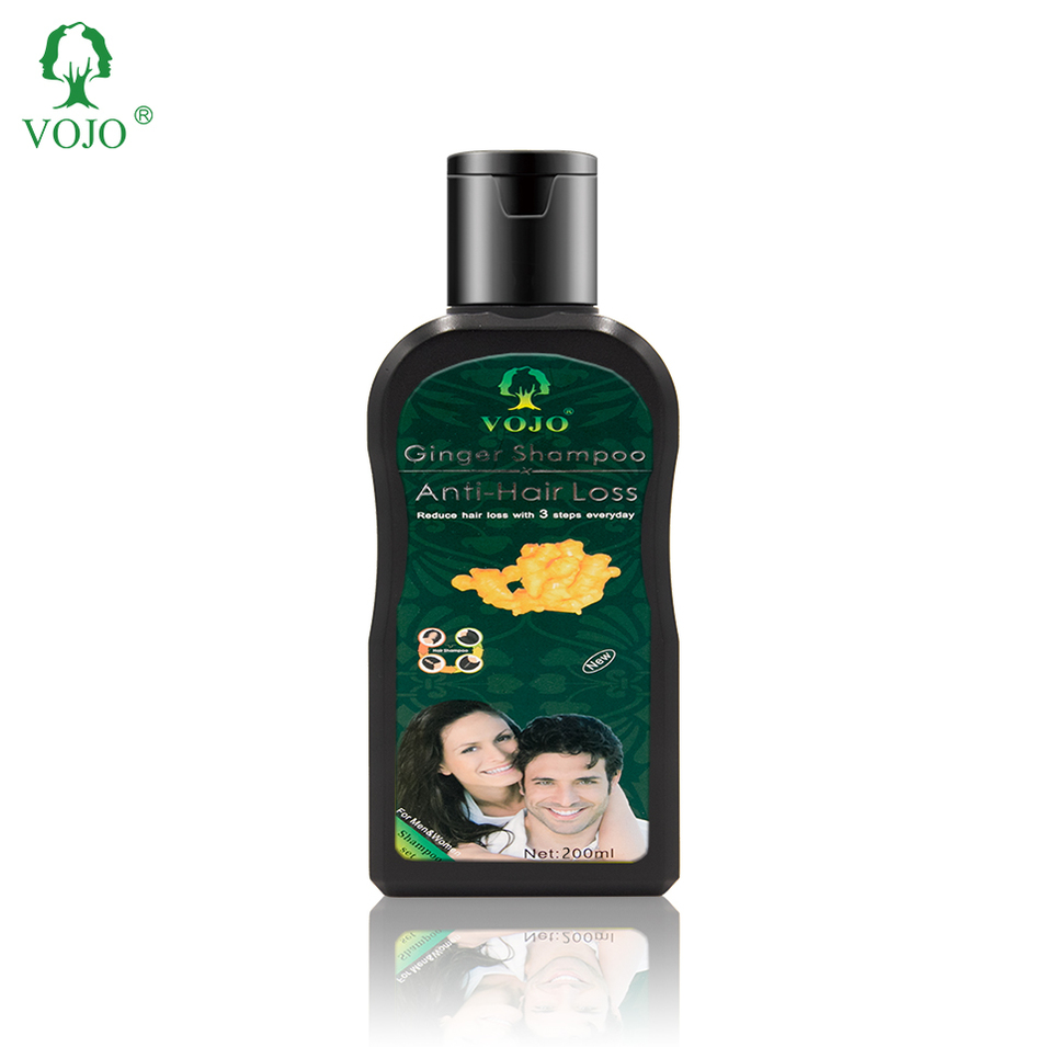 VOJO Wholesales Private Label 100% natural organic hair oils for hair growth essential oil