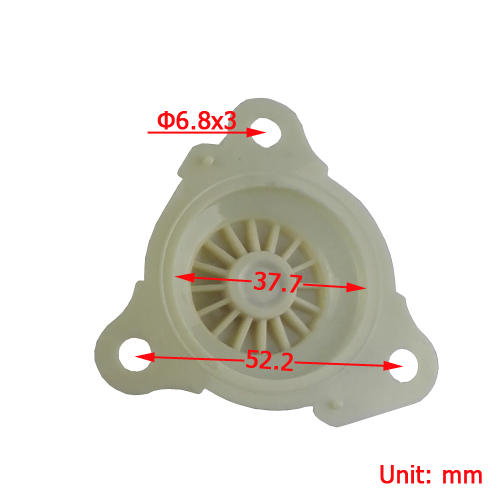 1261253steel plant diaphragm fitted 8296300 TPE material 3-4''pulse jet valve
