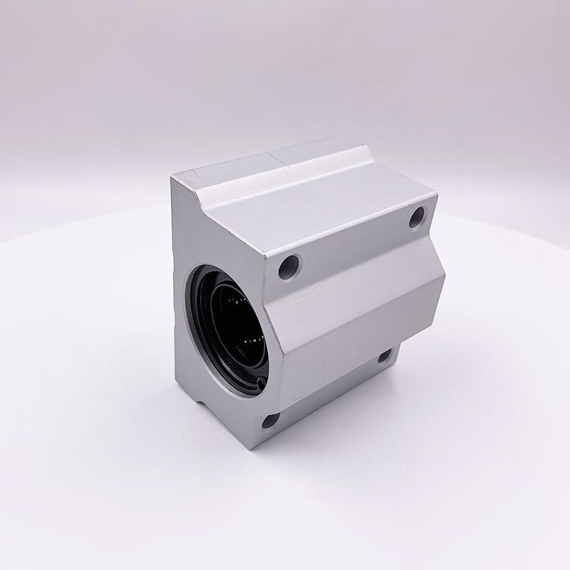 25 mm SC25UU textile machinerySealing at both endslinear bearing unitLinear Bearing Box Unit