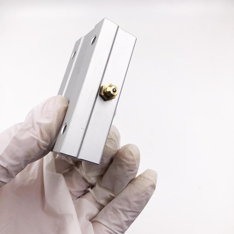 SC10LUU 2PCS Sealing at both ends Lengthened type Axle Diameter 10 mm Linear Bearing Box Unit