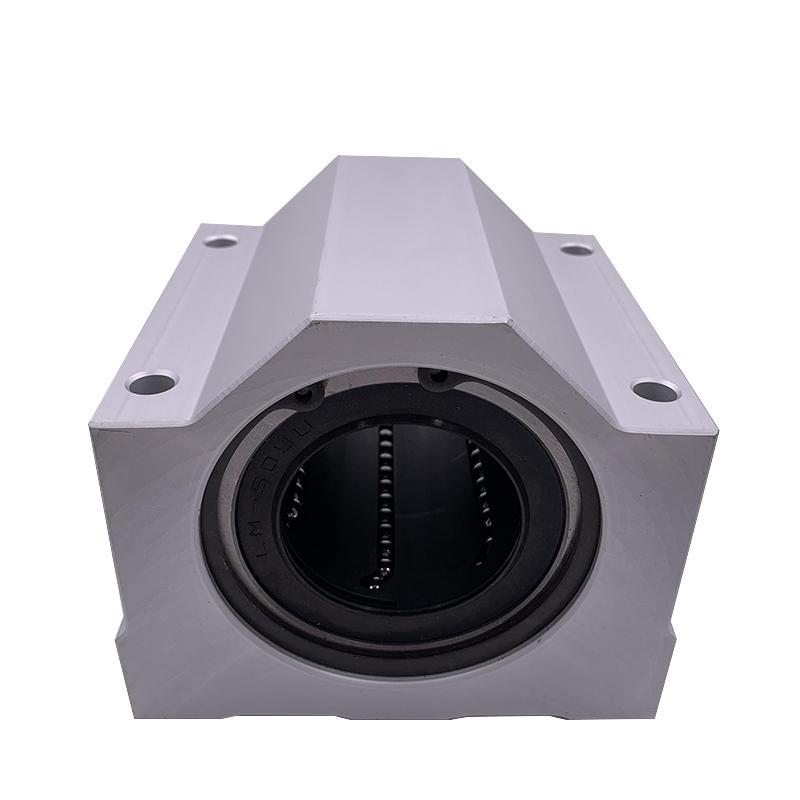 precision lathes SC50UU50 mm Sealing at both endslinear bearing unitLinear Bearing Box Unit