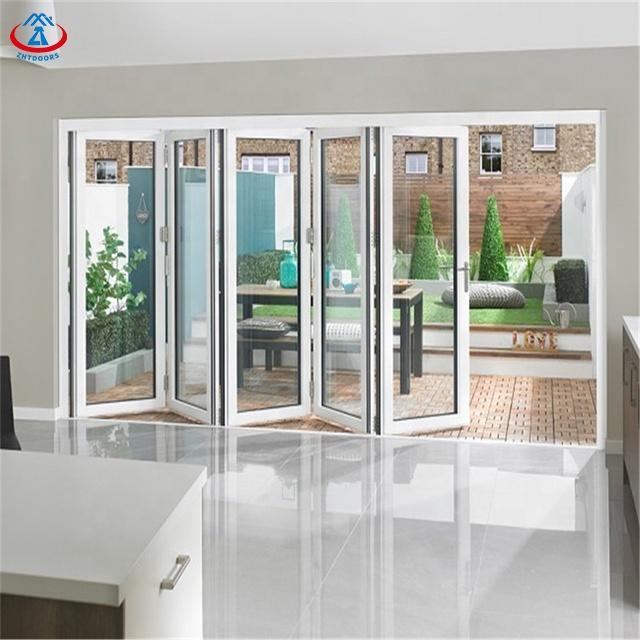 Custom Aluminum Frame Folding Sliding Door