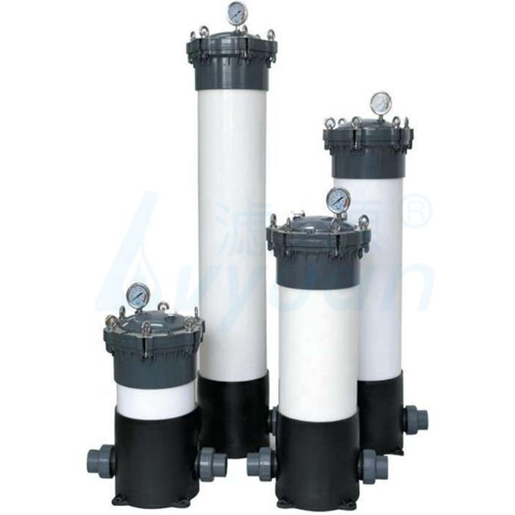 pvc water filter housing for pre water treatment
