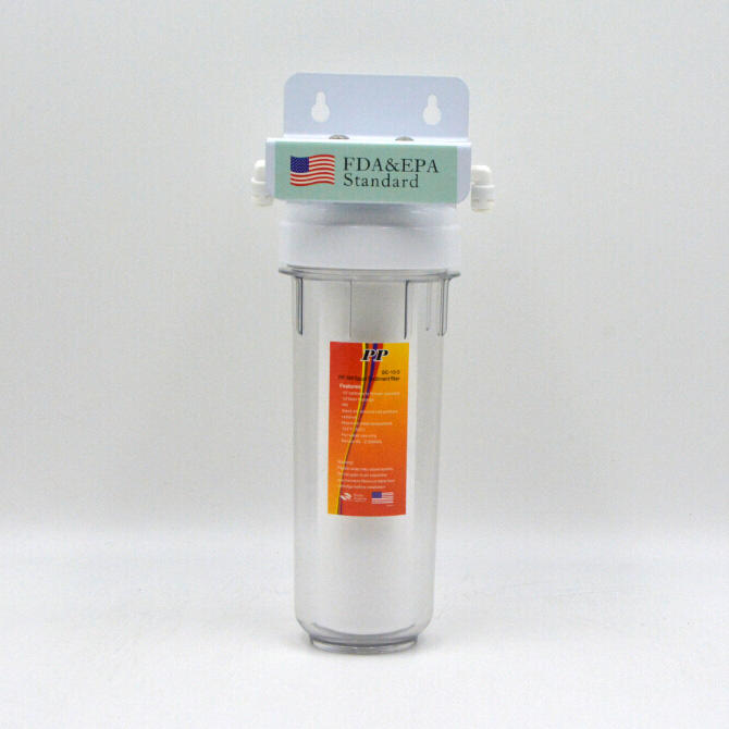 simple filter housing/kitchen purify guangzhou