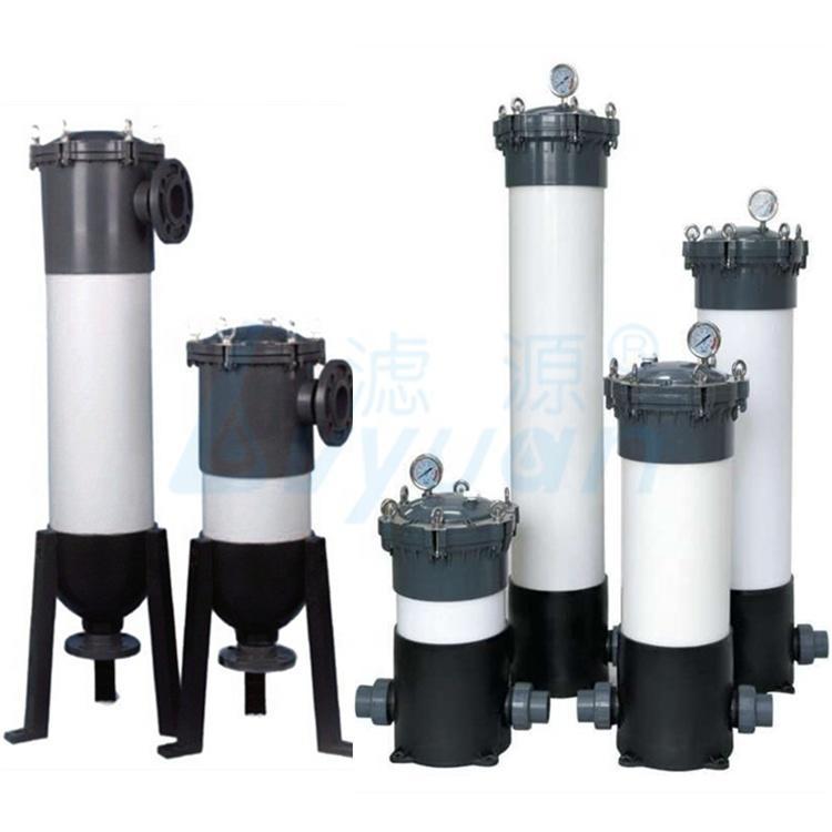 pvc bag filter housing for water filter