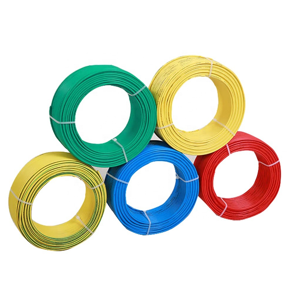 2020 Guangdong cable factory 1.5 sq mm 2.5 mm 4mm power electric cable wire for sale