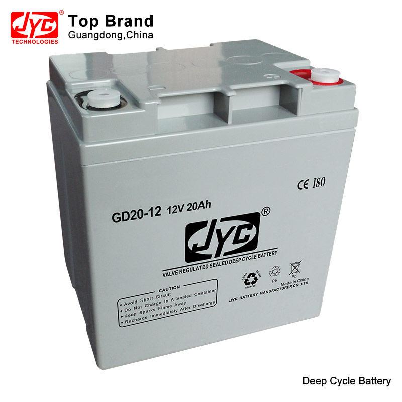 Maintenance Free Sealed Lead Acid Battery 12v 20ah AGM Battery