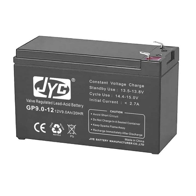Maintenance Free Sealed UPS Battery 12v 9ah 20hr AGM Battery