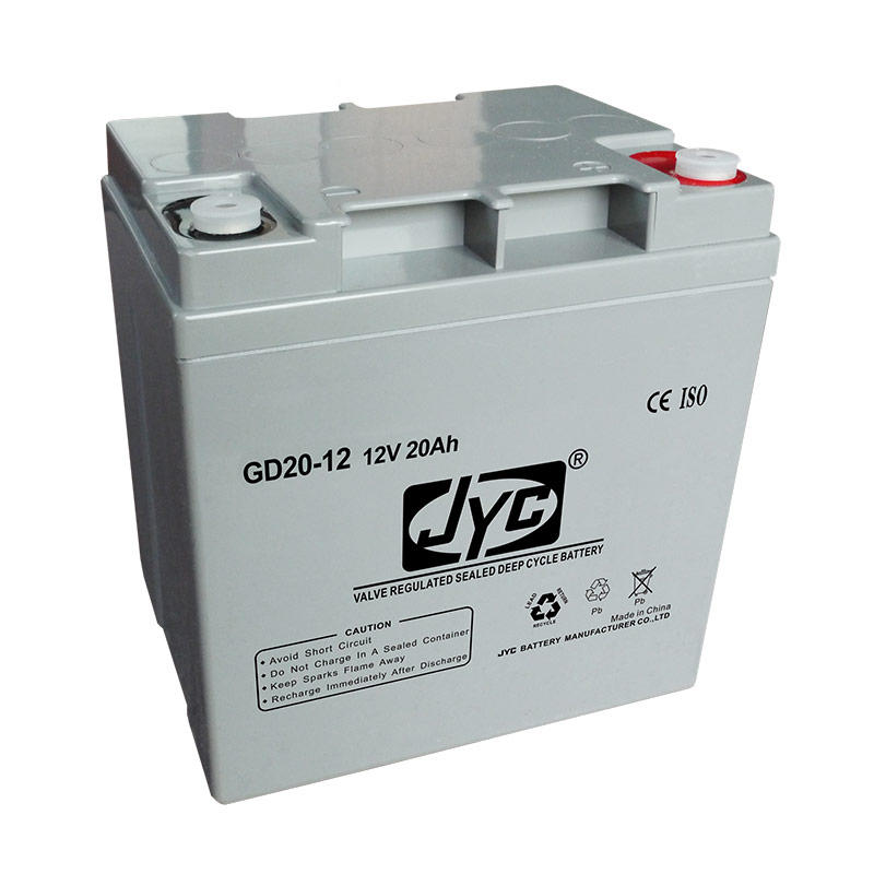 Maintenance Free Sealed Lead Acid Battery 12v 20ah AGM Battery