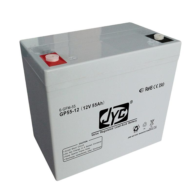 12v AGM battery 55ah ups battery