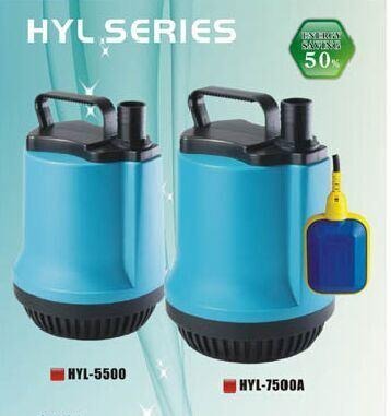 Multi Fountain Submersible Pump (HYL-5500) with CE Approved