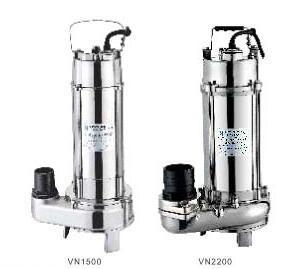 Submersible Sewage Pump (VN1500) with Ce
