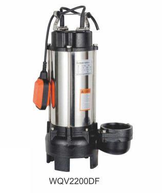 Submersible Sewage Pump (WQV2200DF) with Ce
