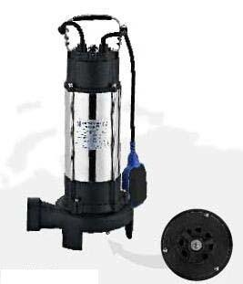 Submersible Sewage Pump (V1300DF/V1800DF) with Ce