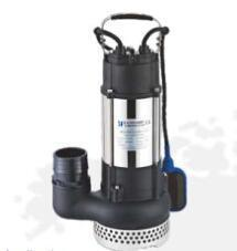 Submersible Pump (SPA37-4-0.75F) with Ce
