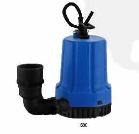 Submersible Pump (S80) with Ce