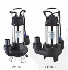 Submersible Sewage Pump (V1100/V1100BF) with Ce