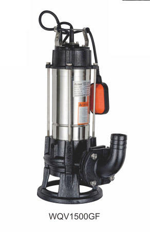 Submersible Sewage Pump (WQV1500GF) with Ce